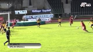 BENZSTREET [12] - RSV Göttingen 05 vs. Rotenburger SV