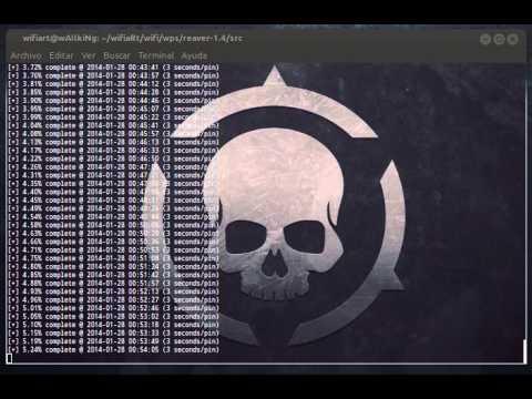 reaver hacking WPS