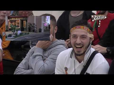 Zadruga 2 - Pušten snimak kako se Lazar krije od zadrugara - 15.03.2019.