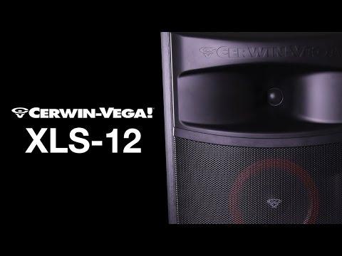 zZounds.com: Cerwin-Vega XLS-12 3-Way Home Audio Floor Tower Speaker
