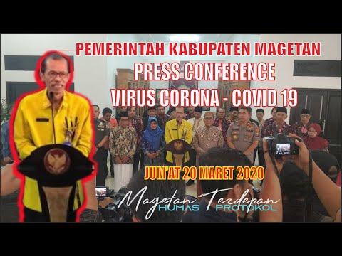 press-conference-virus-corona-covid-19-di-kabupaten-magetan---1-positif-dan-17-negatif