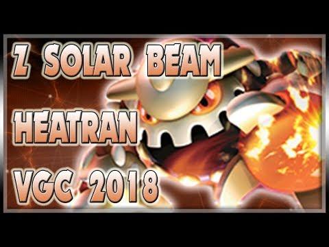 Z SOLARBEAM DESTRUCTION!!   VGC 2018   Pokemon Sun & Moon LIVE  Wifi Battle Spot Doubles #03