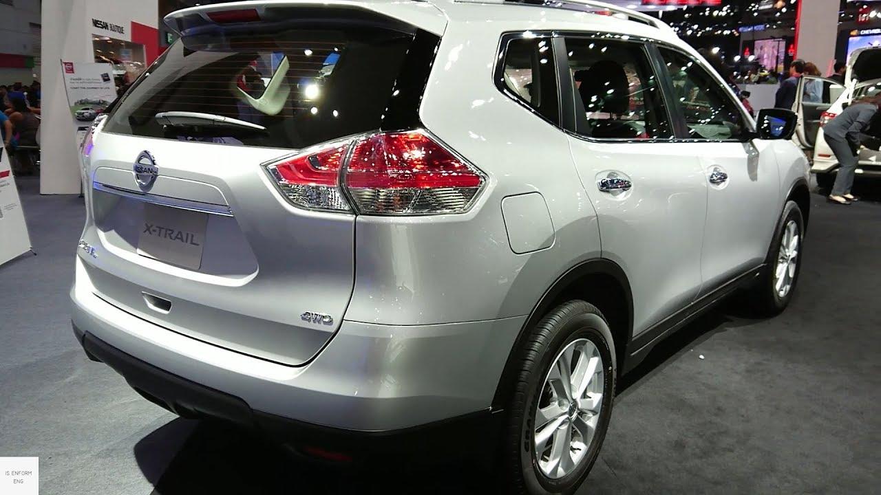 Nissan X-Trail phiên bản 2.0 4WD 7 chỗ ngồi