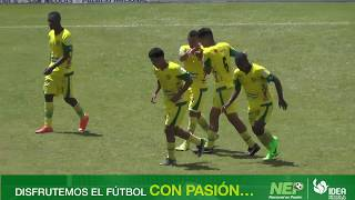 Leones 2 Nacional 1: El lider perdió el invicto y cedió puntos en el torneo Sub-20....