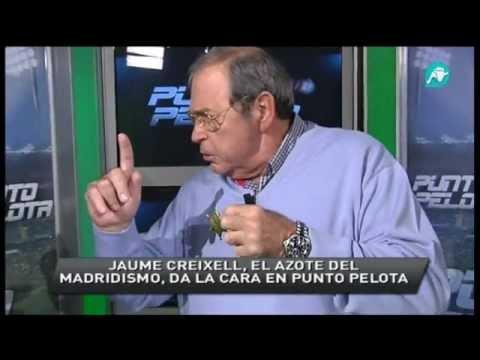 Jaume Creixell Punto Pelota (1ª PARTE)