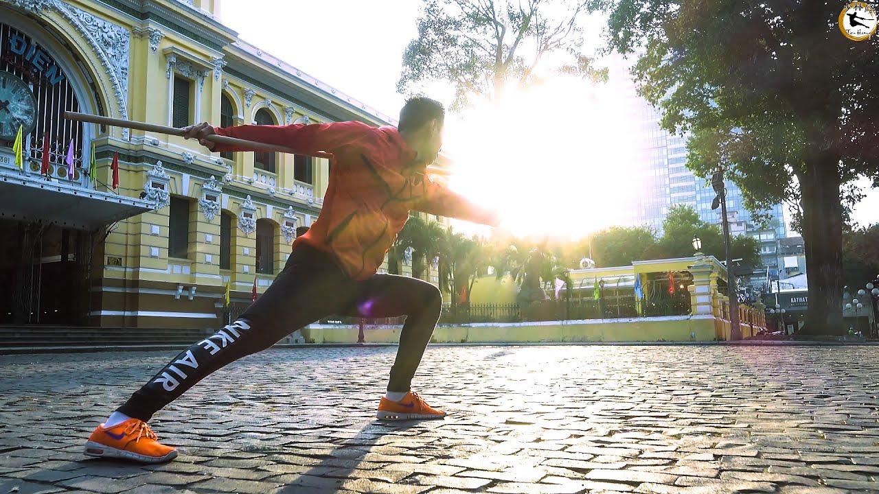 """Download TIEN HOANG """"THE URBAN SHAOLIN"""" WEAPONS REEL 2020 - CLIP BIỂU DIỄN VÕ THUẬT THIẾU LÂM ĐẶC SẮC"""