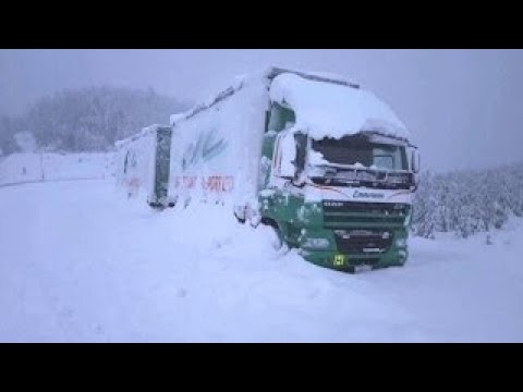 Unfathomable New Zealand North Island Snow and Wind | Mini Ice Age 2015-2035 (204)