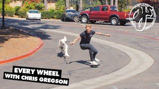 Chris Gregson Rolls on EVERY Wheel | OJ Wheels