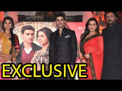EXCLUSIVE - SARASWATICHANDRA by Sanjay Leela Bhansali FIRST LOOK LAUNCH