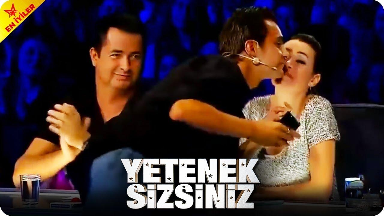Download Berk Uçkun'dan Özgü Namal'ı Şaşırtan Performans | Yetenek Sizsiniz Türkiye Efsaneleri