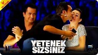 Berk Uçkun'dan Özgü Namal'ı Şaşırtan Performans | Yetenek Sizsiniz Türkiye Efsaneleri