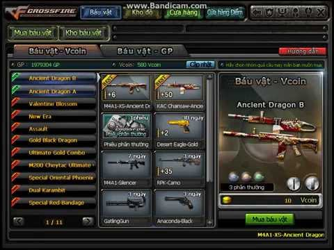 [R-IE] QCMM Cambo Ancient Dragon A Win Barrett M82A1 Ancient [Qay hộ ] |  VideoMoviles.com