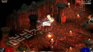 Diablo 2  Hammerdin baal run