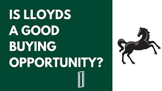 Is Lloyds Bank A Good Buy? | Infant Investors