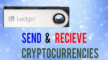 Tutorial: Send and Receive Bitcoin (coins) on Ledger Nano S & Ledger Live Wallet