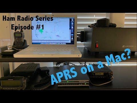 Mac Ham Radio Series #1 APRS