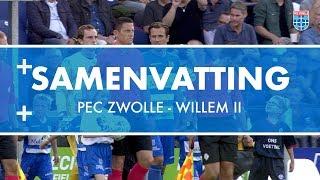 Samenvatting PEC Zwolle - Willem II