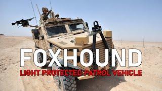 Foxhound | The British Army's Light MRAP