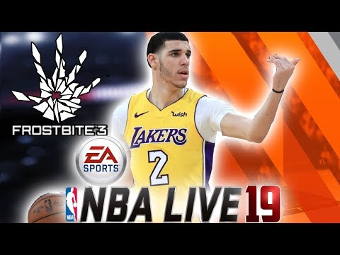 NBA Live 19 & Will It Use The Frostbite Engine?!