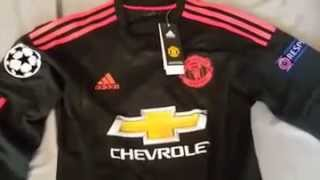 Gogoalshop.com review of 15-16 Manchester United 3rd Jersey