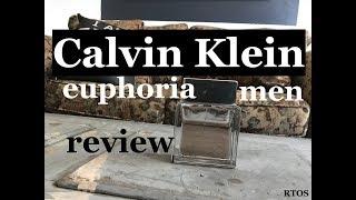 Calvin Klein euphoria men Review