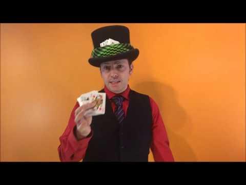 Six Card Repeat Magic Trick