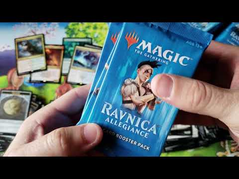 Ravnica Allegiance FIRST Booster Box .....Card Quality?