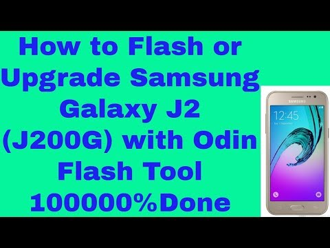 how-to-flash-or-upgrade-samsung-galaxy-j2-(j200g)-with-odin-flash-tool-100000%done