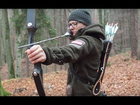 Makeshift Sights On A Recurve? Is it possible??