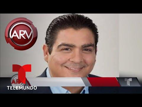 Senador Mexicano En Líos Por Un Chat Misógino | Al Rojo Vivo | Telemundo