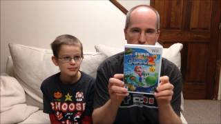 Super Mario Galaxy 2 - Nintendo Wii Unboxing
