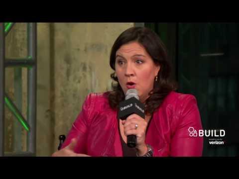 "Justin Guarini, Kristen Anderson-Lopez And Deke Sharon Talk About  ""In Transit"" | BUILD Series"