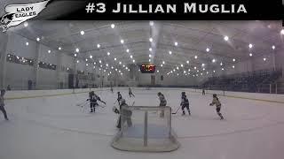2018-2019 #3 Jillian Muglia GY 2024 Carolina Lady Eagle Highlights