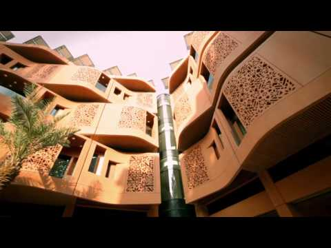 earthrise - Abu Dhabi's Masdar Plan