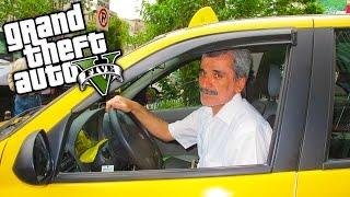 GTA 5 GERÇEK HAYAT ! - Takside İyi Para Var! #2 (Haydar'ın Hayatı!)