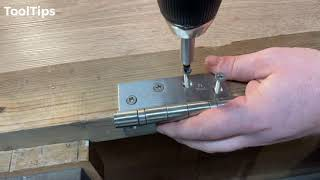 How to manage loose door hinges -tips