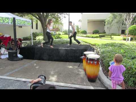 DG's Afro-Latin Dance Project