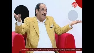 اخطائي .. الفنان خضير ابو العباس يرد على احمد البشير