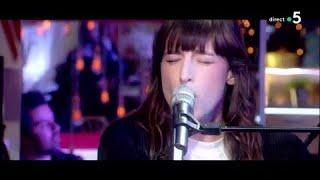 """Le live : Juliette Armanet - """"L'Indien"""" - C à Vous - 12/02/2018"""