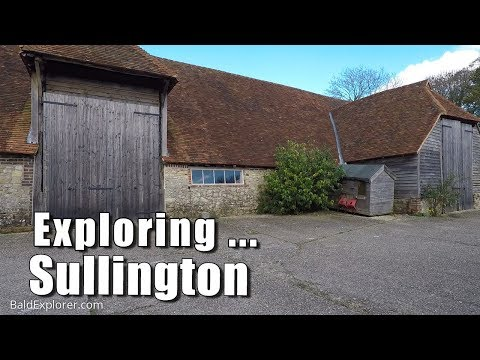 Walks in England: Sullington in West Sussex