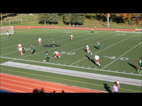 Holliston Boys Varsity Soccer vs Westwood 10/14/2016