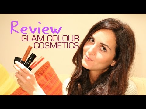 Review Glam Colour Cosmetics  BIO VEGAN SHOP