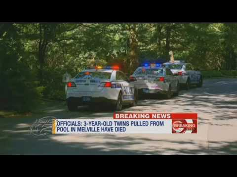 Official: Twin boys, 3, dead in Melville drowning accident