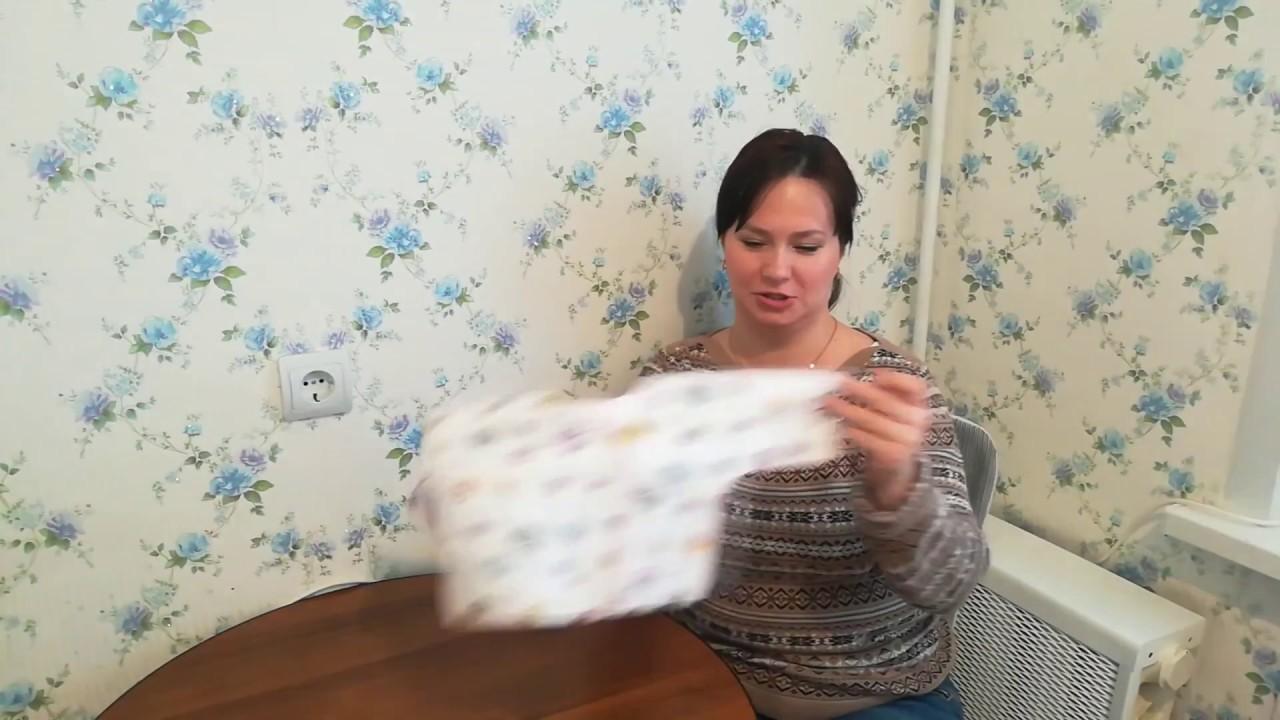 #8 Как сшить распашонку для новорожденного. Мастер - классы от Ники. Шьем с нуля.