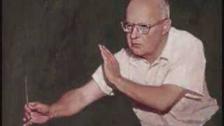 Hindemith conducts Symphonic Metamorphoses 2/4