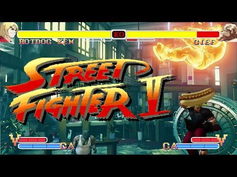 Street Fighter 5: The World Warrior