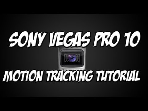 Sony Vegas: Motion Tracking Tutorial! (Works with all versions!)