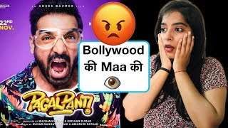 Pagalpanti Movie REVIEW | Deeksha Sharma
