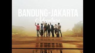 Travel Vlog: Bandung-Jakarta Adventure - Part 2