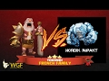Papys Warriors vs Nordik Impakt - Tournoi French Family 2 Clash of Clans